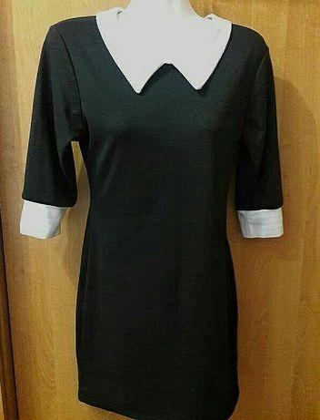 Коротенькое повседневное платье