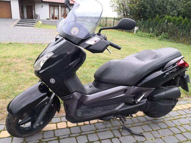 Yamaha X-Max 125i, ładna czarna! Na kat. B