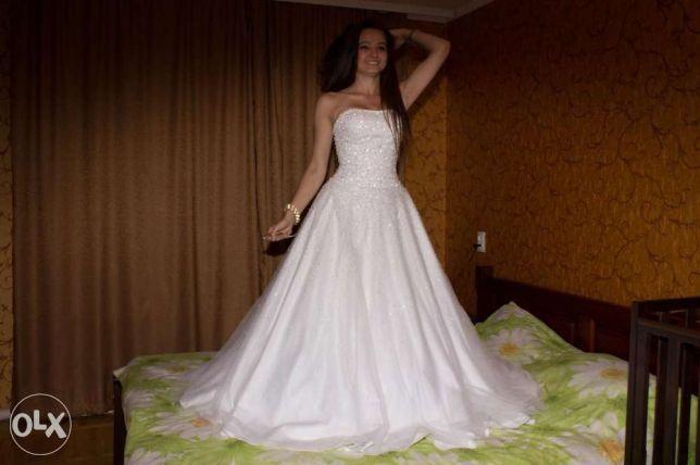 Свадебное платье Herms Candice