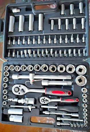 Mala ferramentas com 94 peças