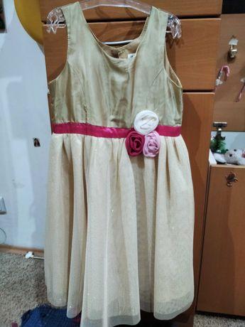 Świąteczna sukienka na okazje 128
