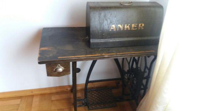 Maszyna do szycia ANKER antyk