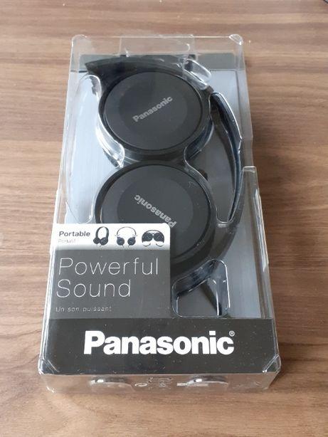 Nowe słuchawki Panasonic RP-HF100