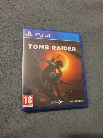 Shadow of the Tomb Rider. PS4