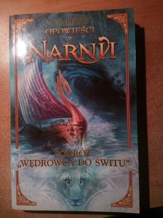 """Sprzedam książkę """"Opowieści z Narnii"""" Tarczyn - image 1"""