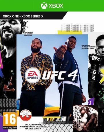 UFC 4 Xbox One / Series