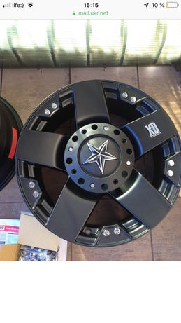 СРОЧНО продам диски R18 XD Series 5x139,7/150