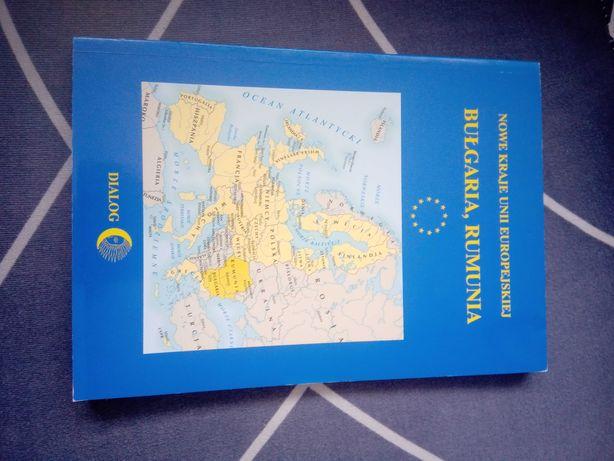 Sprzedam książkę Nowe kraje UE, Bułgaria i Rumunia