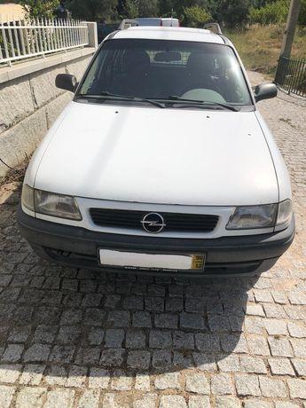 Opel Astra 1.7 TD Carrinha Comercial