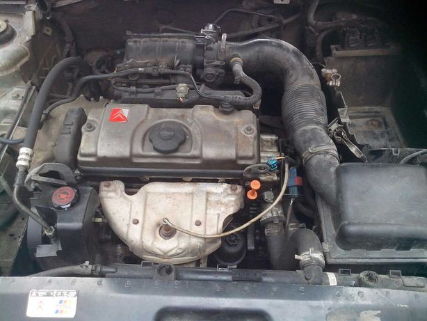 Двигатель Ситроен Берлинго Пежо1. 4 бензин