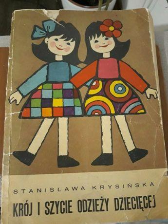Krój i szycie odzieży dziecięcej Krysińska
