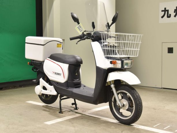 Terra Motors Bizmo 2. Японский электро мопед 2000Kw.