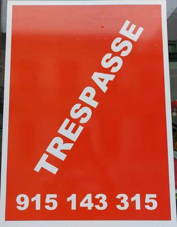 Estabelecimento Comercial (pastelaria) para Trespasse