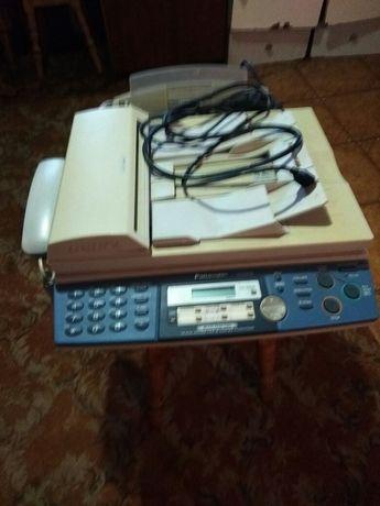 Продам факс принтер panasonic