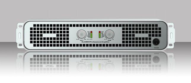 Wzmacniacz mocy DJ 650 2X1050W/RMS/4OHM