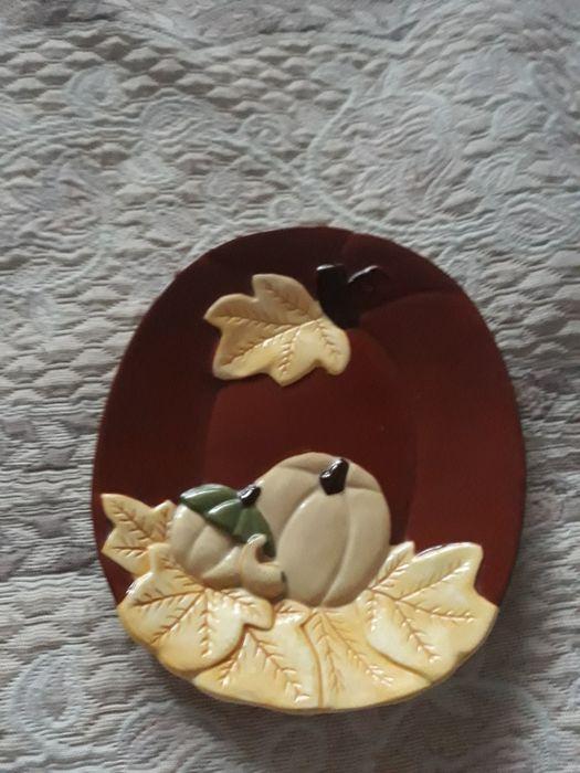 Тыква и 2 тарелки для декора Сумы - изображение 1
