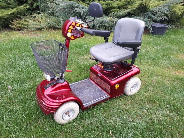 Wózek skuter elektryczny inwalidzki