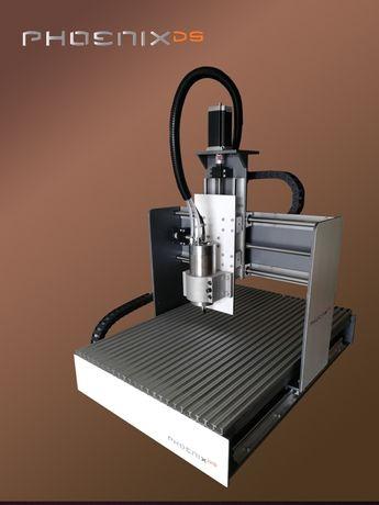 CNC Fresa Não Metais 600mm x 400mm ou 900mm x 600mm e outros (Novo)