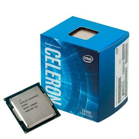Processador Intel® Celeron® G3900 cache de 2M, 2,80 GHz