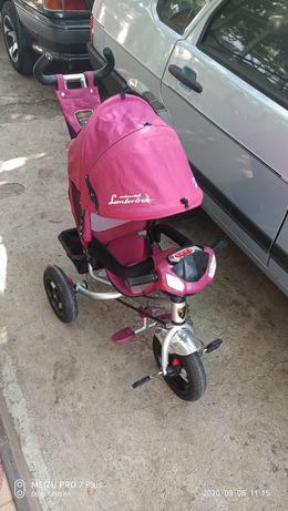 Детский велосипед Ламботрайк