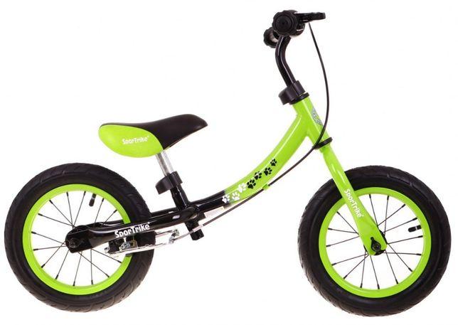 Oryginalny Rower Biegowy Boomerang 2 rozmiary w 1