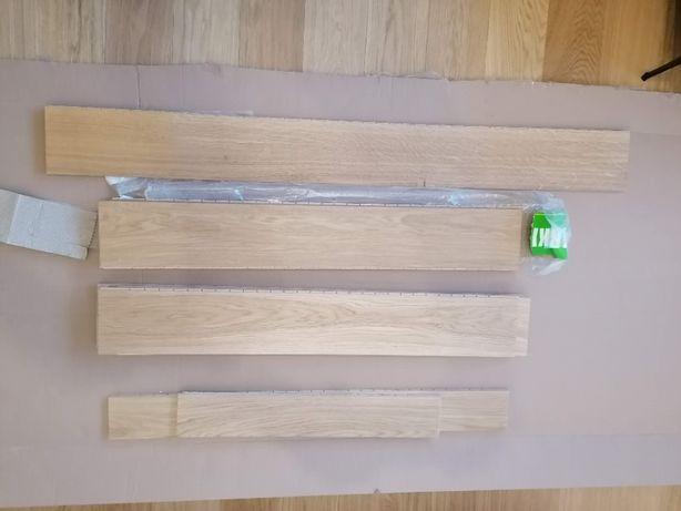 Deski warstwowe Kaczkan Dąb Natur (1,2 m2)
