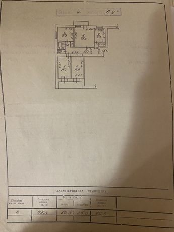 Продажа 4-х комнатеой квартиры по ул. Брюллова