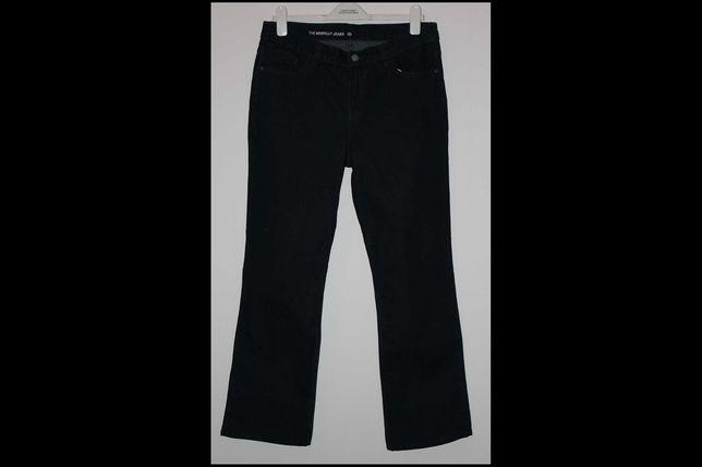 44 spodnie damskie C&A jeansy granatowe NOWE XL