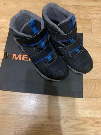 Ботинки Merrell для мальчика 31р.