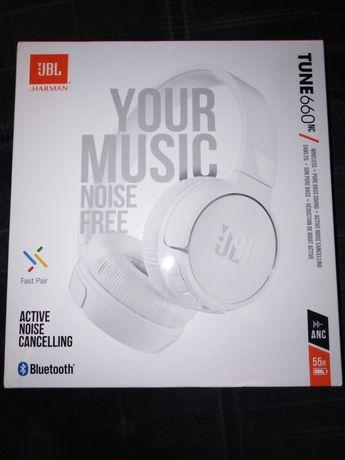 NOWE nauszne słuchawki bezprzewodowe JBL Tune 660nc 660 nc