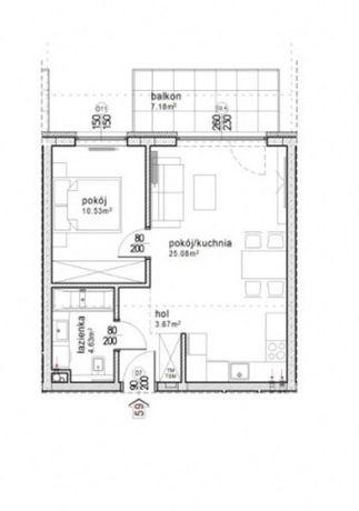 Apartament Ul. Poleska Panorama odbiór 12.2021