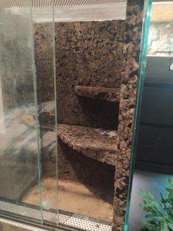 Terrarium pionowe 30x30x50cm