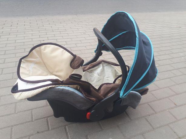 Fotelik samochodowy euro baby okazja stan idealny