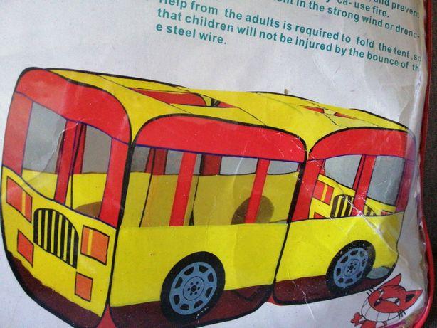 Складной автобус для игр 160х80х94