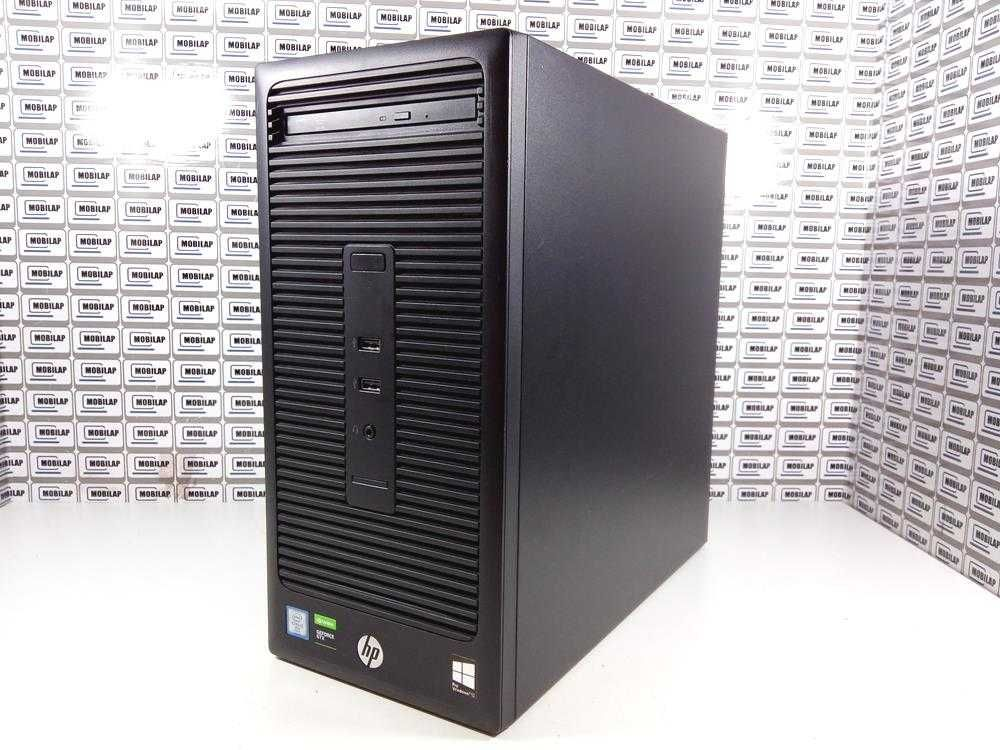 Komputer HP 280 Do Gier i5 16GB DDR4 480 SSD 1TB HDD GTX 1650 OC NOWA