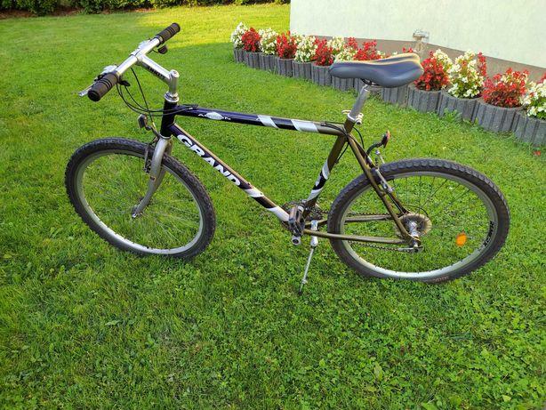 Rower górski mtb 26 cali GRAND męski używany
