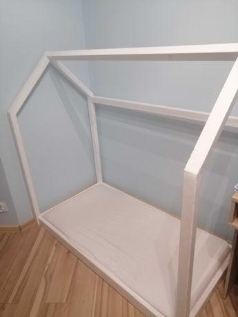 Łóżko domek 70x140