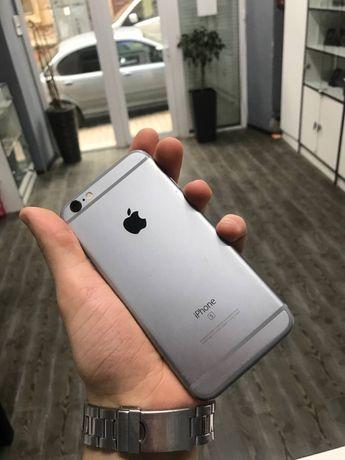 БУ Айфон купить Apple iPhone 6S 16GB Space Gray R-Sim Neverlock 32ГБ