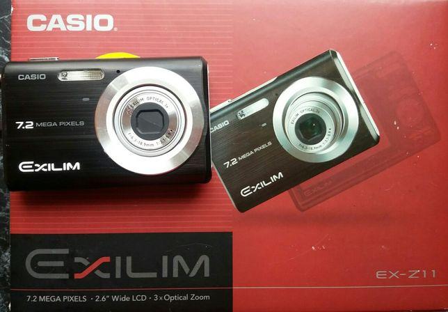 Цифровой фотоаппарат CASIO