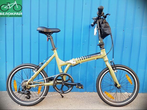 """Новий складний велосипед 20"""" Giant Expressway 2 2020 #Велокрай"""