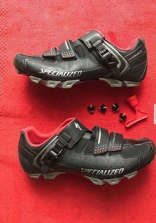 SPECIALIZED COMP MTB buty rowerowe górskie  43.5 jak nowe