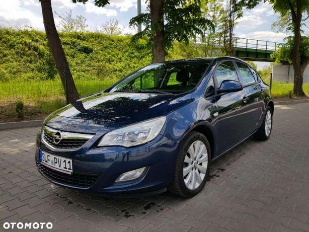 Opel Astra Alu 17 Klimatronic Tempomat Roczna Gwarancja