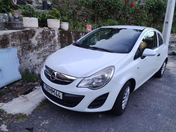 Opel Corsa Van 2011