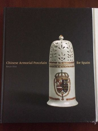 Conjunto livros porcelana oriental Companhia das Índias Jorge Welsh
