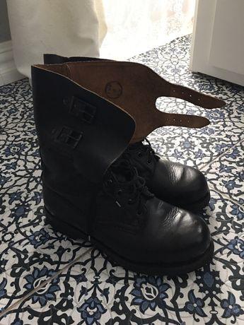 Buty wojskowe opinacze 26cm rozm. 40 czarne