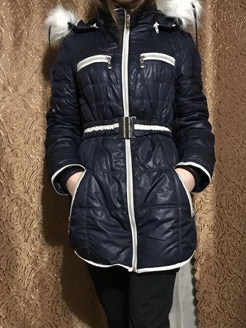Куртка пальто зимнее Xs-S