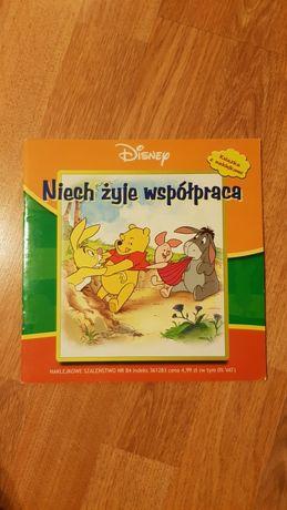 Kubuś Puchatek- książeczki