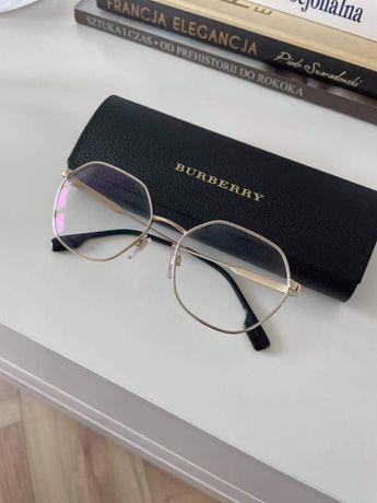 Okulary korekcyjne Burberry