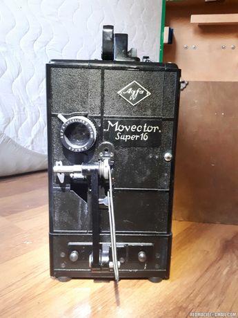 Projektor Agfa Movector Super 16 1935r