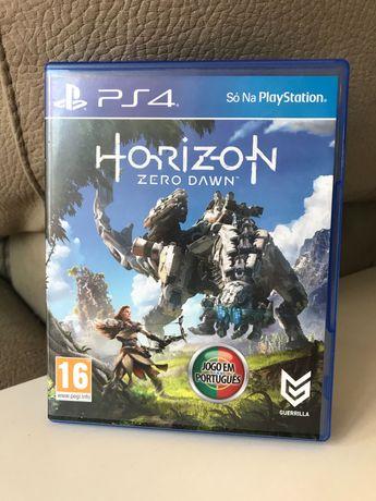 Jogo Horizon zero dawn PS4